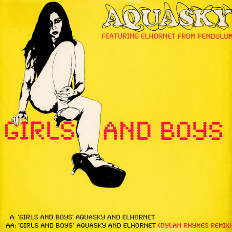 Aquasky & Elhornet - Girls And Boys
