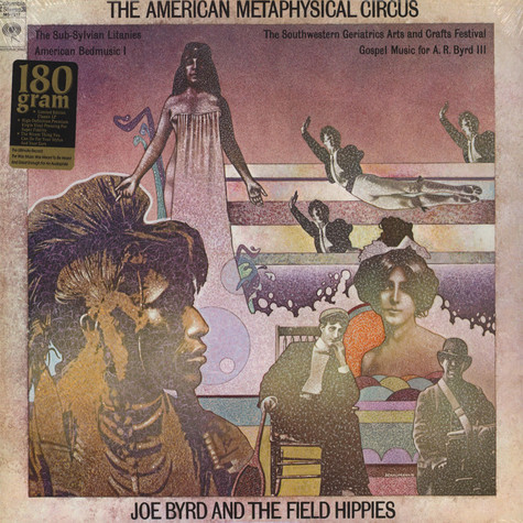 Joe Byrd & The Field Hippies - The American Metaphysical Circus