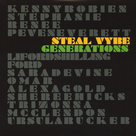 Steal Vybe - Generations