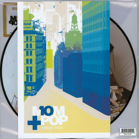 Tokyo Police Club - Champ Picture Disc Edition