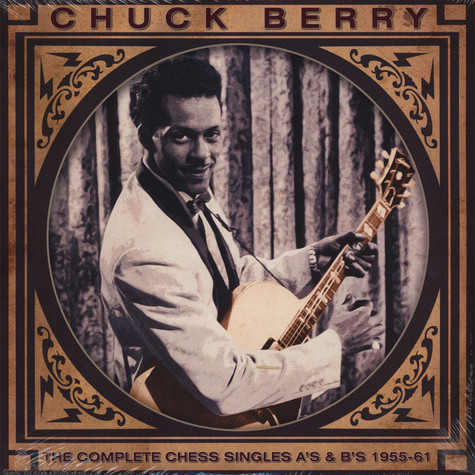 Chuck Berry - The Complete Chess Singles