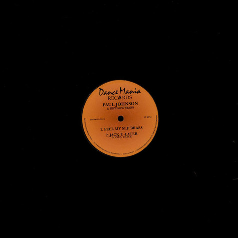 Paul Johnson - A Nite Life Thang