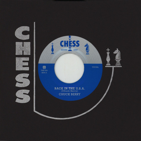 Chuck Berry - Back In The U.S.A. / Memphis