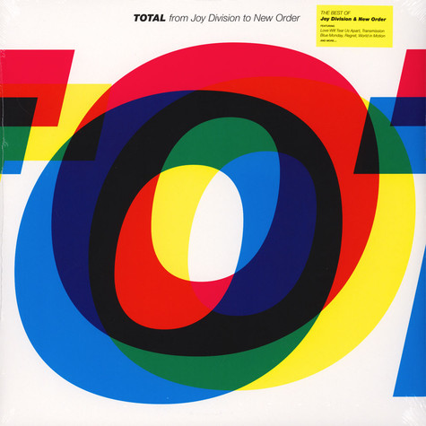 New Order / Joy Division - Total - From Joy Division To New Order