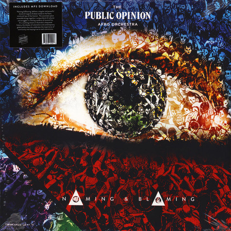 Public Opinion Afro Orchestra, The - Naming & Blaming