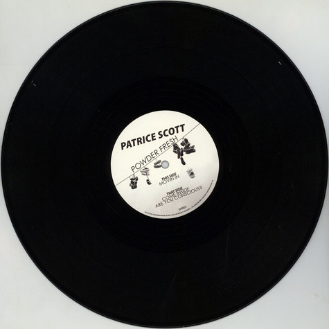 Patrice Scott - Powder Fresh