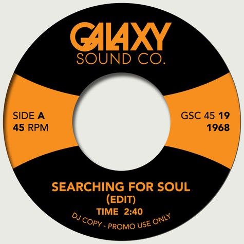 Jake Wade & The Soul Searchers / Iron Knowledge - Searching For Soul / Show-Stopper
