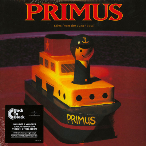 Primus - Tales From The Punchbow
