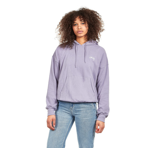 Stüssy - Violet French Terry Hoodie