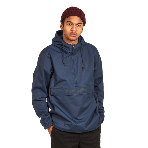 3aeb25f8 The Quiet Life - Origin Anorak Jacket (Navy) | HHV
