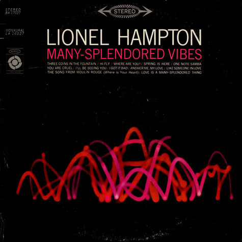 Lionel Hampton - Many Splendored Vibes