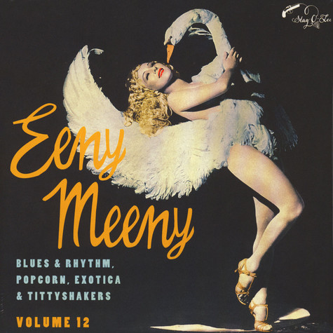 V.A. - Eeny Meeny - Exotic Blues & Rhythm-Volume 12