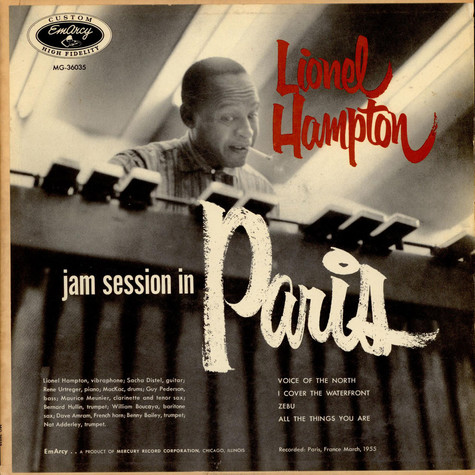 Lionel Hampton - Jam Session In Paris