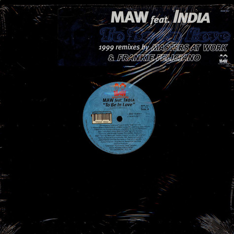 Masters At Work Feat. India - To Be In Love (1999 Remixes)