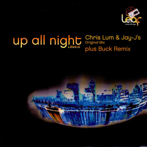 Jay-J & Chris Lum - Up All Night