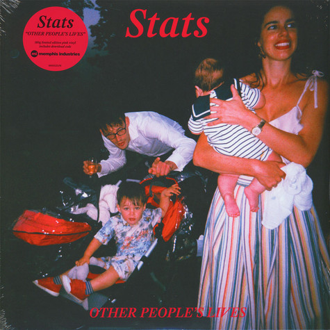 Stats - Other People's Lives Colored Vinyl Edition