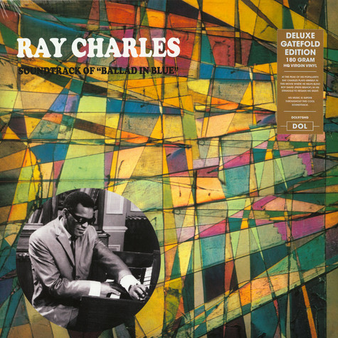 Ray Charles - Ballad In Blue Gatefold Sleeve Edition