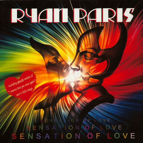 Ryan Paris - Sensation Of Love