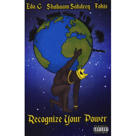Edo.G, Shabaam Sahdeeq & Fokis - Recognize Your Power
