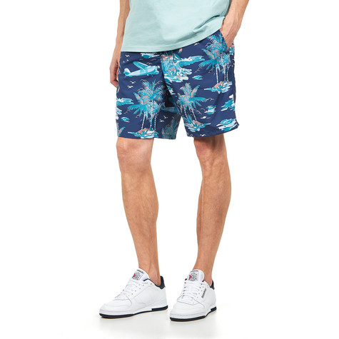 Lacoste - Direct Embroidered Shorts