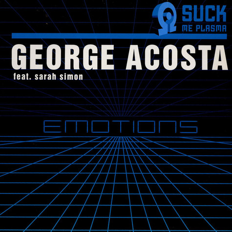 George Acosta Feat. Sarah Simon - Emotions