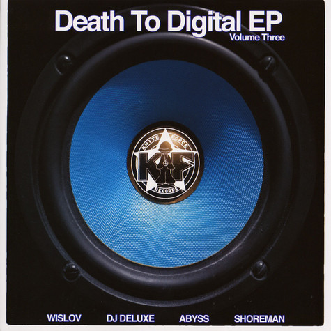 V.A. - Death To Digital Volume 3