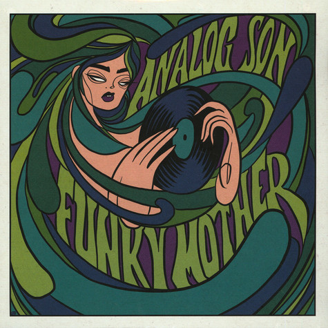 Analog Son - Funky Mother Purple Vinyl Edition