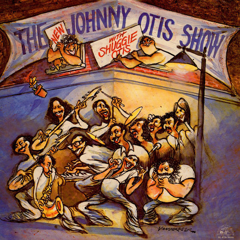 The Johnny Otis Show With Shuggie Otis - The New Johnny Otis Show With Shuggie Otis