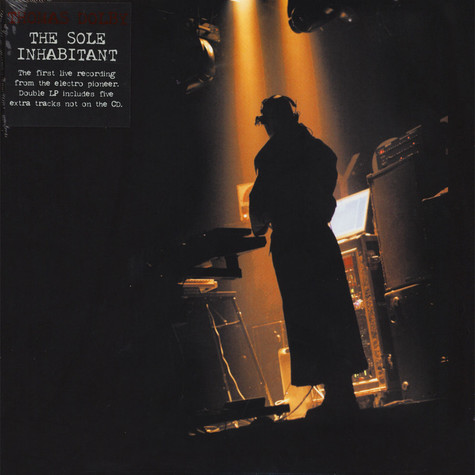 Thomas Dolby - The Sole Inhabitant (Live Concert)