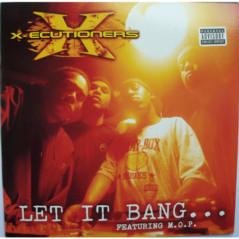 X-Ecutioners, The - Let It Bang