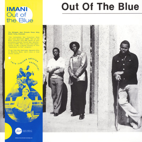 Imani - Out Of Blue