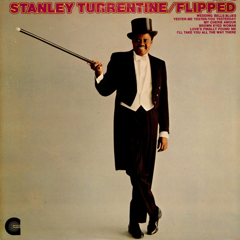Stanley Turrentine - Flipped - Flipped Out