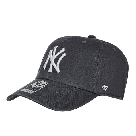 bde2c0aafab5f 47 Brand - MLB New York Yankees  47 Clean Up Cap (Vintage Navy)