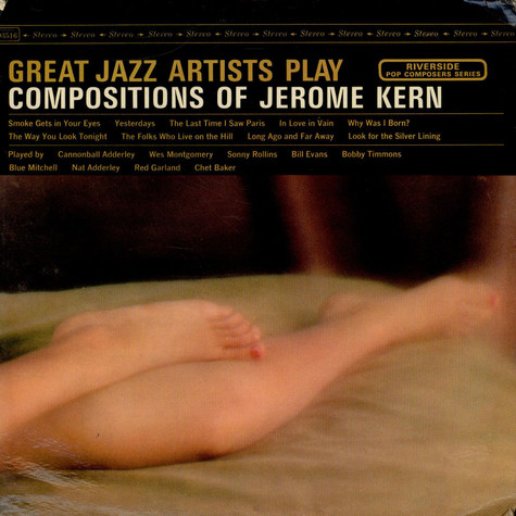 V.A. - Great Jazz Artists Play Compositions Of Jerome Kern