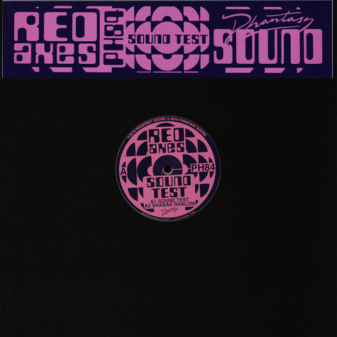 Red Axes - Sound Test