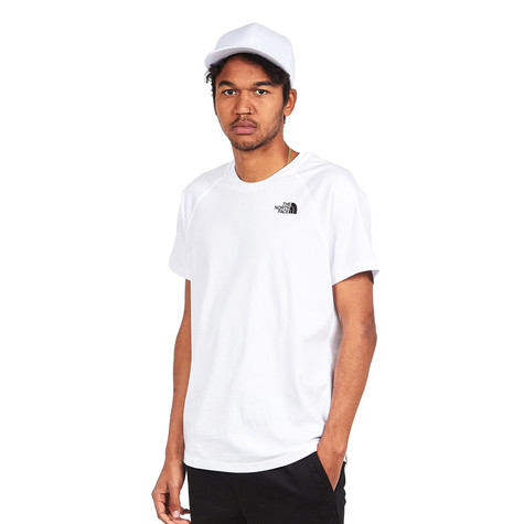 The North Face - S/S Raglan Simple Dome Tee