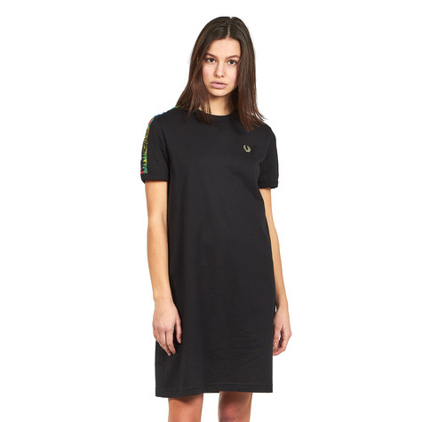 Fred Perry - Liberty Print Ringer Tee Dress
