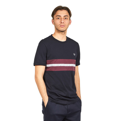 Fred Perry - Sports Tape T-Shirt