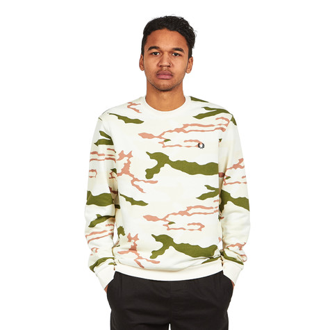 Fred Perry x Arktis - Camouflage Sweatshirt