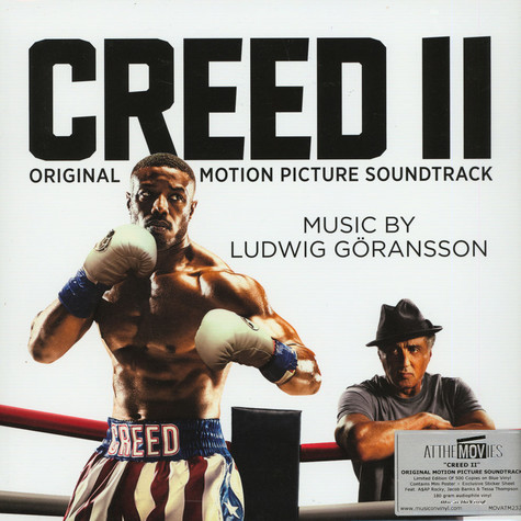 V.A. - OST Creed Ii Blue Vinyl Edition
