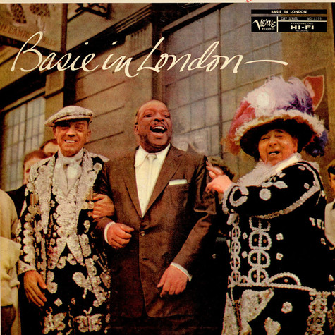 Count Basie Orchestra - Basie In London