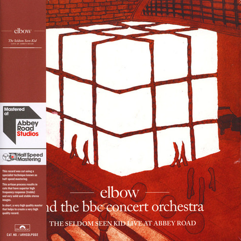 Elbow - The Seldom Seen Kid Abbey Road Live Halfspeed Edition