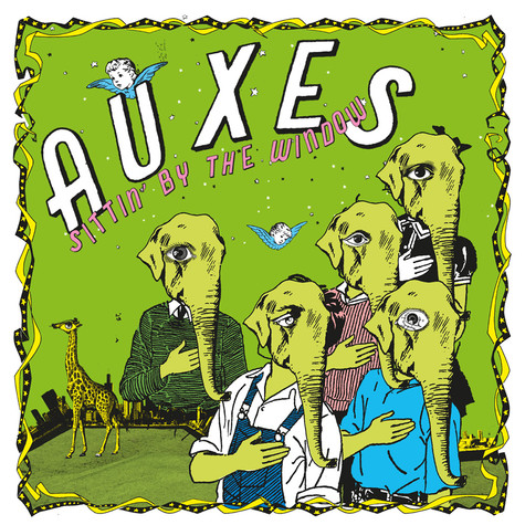 Auxes - Sittin' By The Window EP