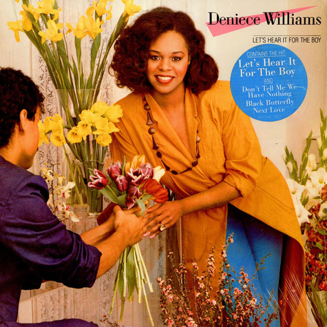 Deniece Williams - Let's Hear It For The Boy