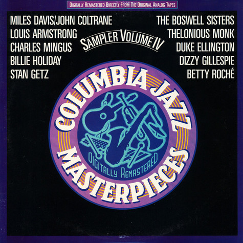 V.A. - Columbia Jazz Masterpieces Sampler Volume IV