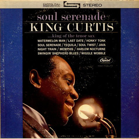 King Curtis - Soul Serenade