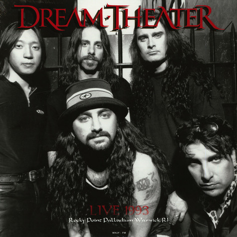 Dream Theatre - Live At Rocky-Point Palladium 1993