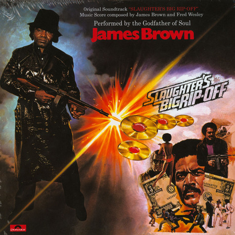 James Brown - OST Slaughters Big Rip-Off