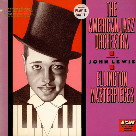 American Jazz Orchestra, The - Ellington Masterpieces