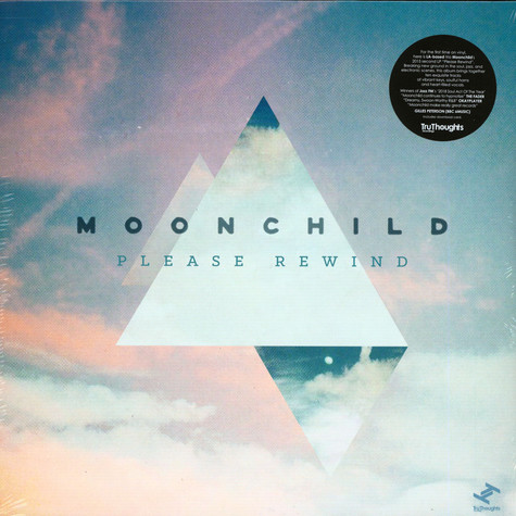 Moonchild - Please Rewind Colored Vinyl Edition